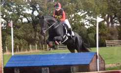 Hannah Pearce and Horse Jumping